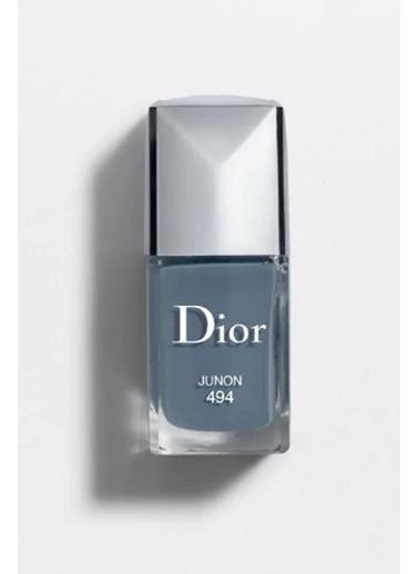 Dior Dior Vernis Nail Lacquer 494 Junon Oje Mavi